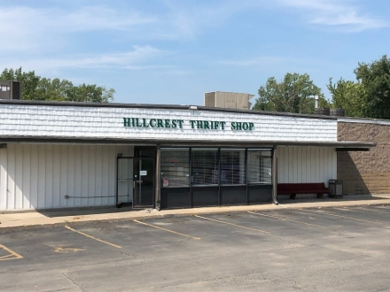 Hillcrest Clearance Outlet Building Front